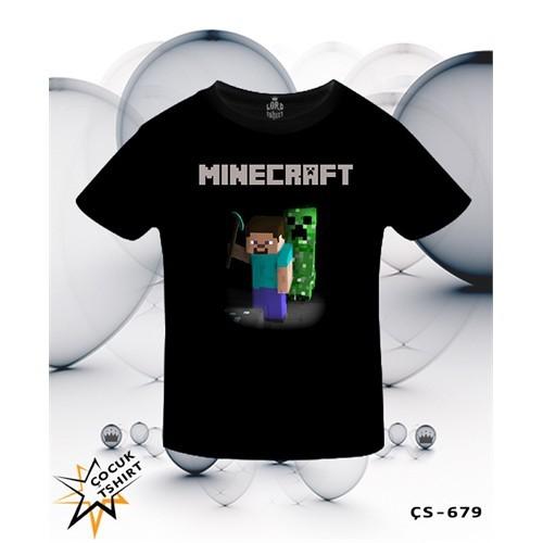 Lord T-Shirt Minecraft - 7 T-Shirt