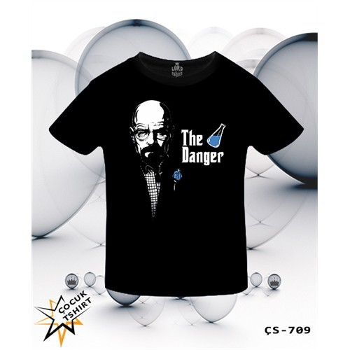 Lord T-Shirt Breaking Bad - The Blue Danger T-Shirt