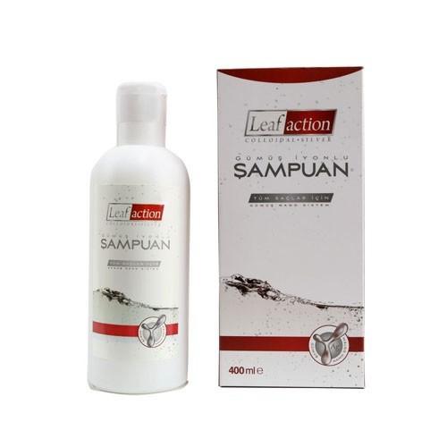 Leaf Action Gümüş İyonlu Şampuan 400 Ml