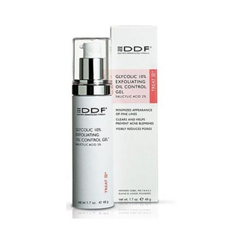 DDF Glycolic 10% Exfoliating Oil Control Gel 48 gr