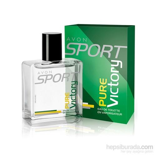 Avon Sport Pure Victory Edt 50 Ml Erkek Parfüm