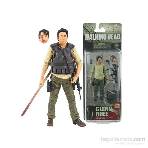 The Walking Dead: Glenn Figür Tv Series 5