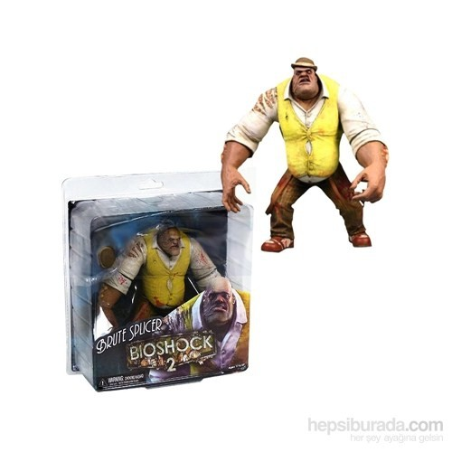 Bioshock 2 Series 3 Brute Splicer Figure