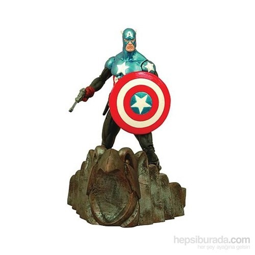 Marvel Select Captain America Figür