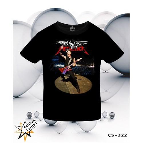 Lord T-Shirt Metallica - James T-Shirt