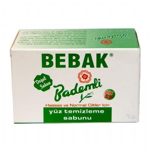 Bebak Aci Badem Yüz Temizleme Sabunu 150 Gr