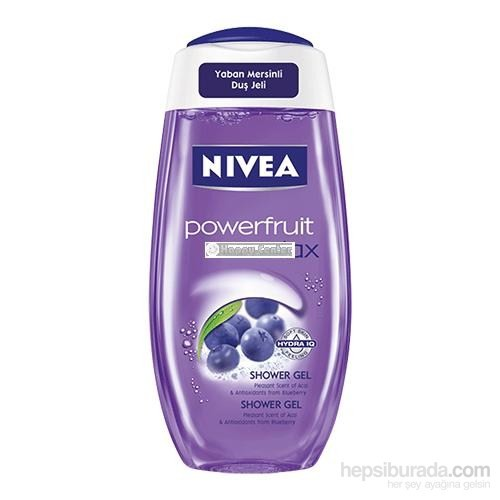 Nivea Dus Jeli 250Ml Power Fruit Relax