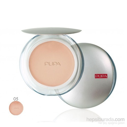 Pupa Silk Touch Compact Pudra- Rose Beige