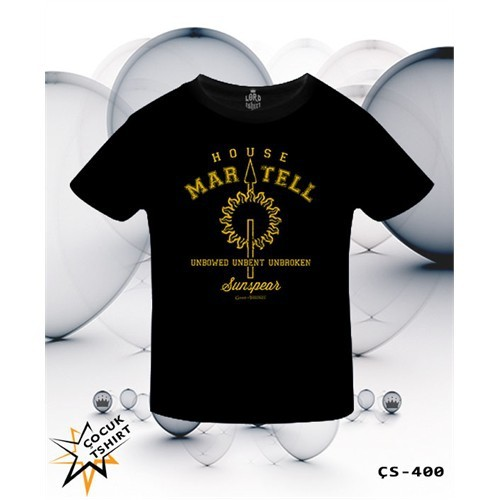 Lord T-Shirt Game Of Thrones - House Martell T-Shirt