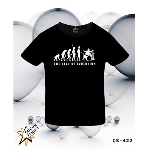 Lord T-Shirt Drummer - The Beat Of Evolution T-Shirt