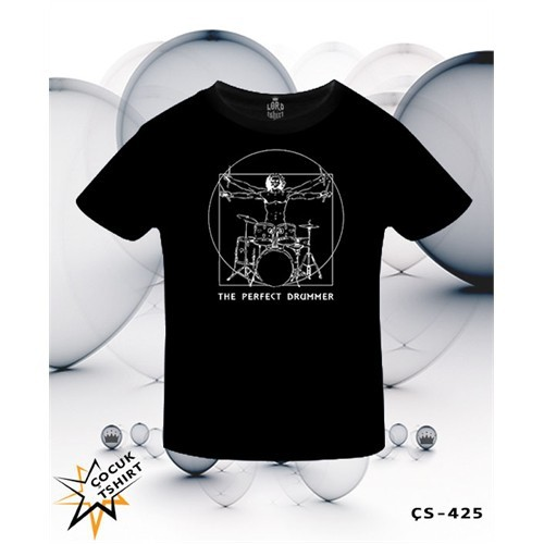 Lord T-Shirt The Perfect Drummer T-Shirt