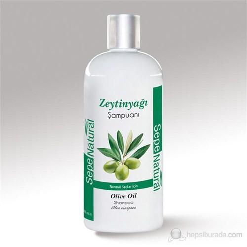 Sepe Natural Zeytinyağı Şampuanı (400 ml.)