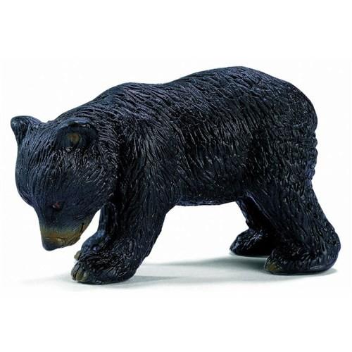 Schleich Oyuncak Figür Siyah Yavru Ayı