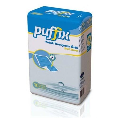 Puffix Yatak Koruyucu Örtü 60X90 10Lu