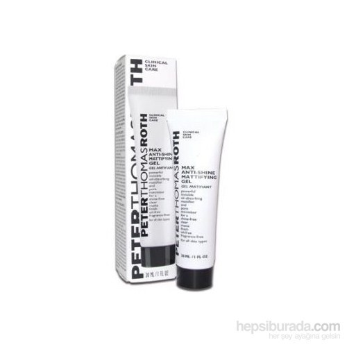PETER THOMAS ROTH Max Anti-Shine Matifying Gel 30 ml