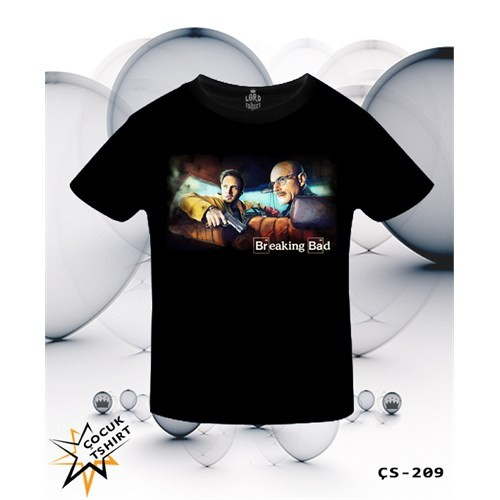Lord T-Shirt Breaking Bad - In The Car T-Shirt