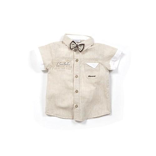 Zeyland Erkek Çocuk Bej Gömlek - K-61M1MCO81