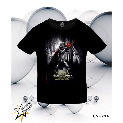 Lord T-Shirt Star Wars - The Force Awakens 3 T-Shirt