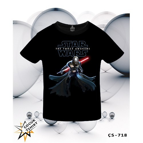 Lord T-Shirt Star Wars - The Force Awakens 5 T-Shirt