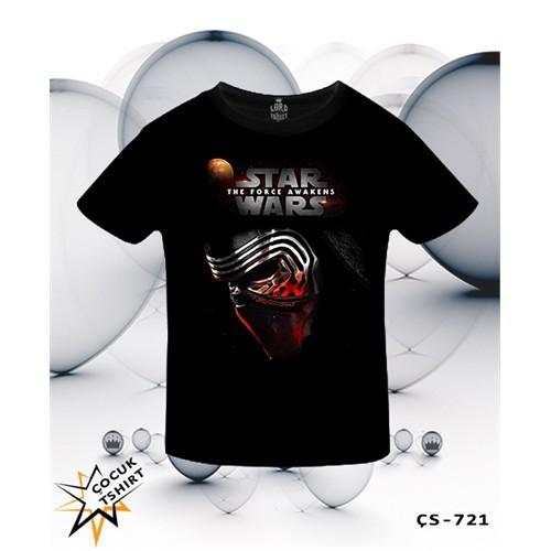 Lord T-Shirt Star Wars - The Force Awakens 8 T-Shirt
