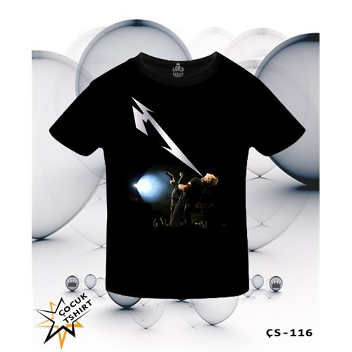 Lord T-Shirt Metallica - James Light T-Shirt