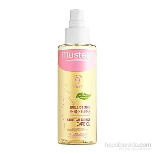 Mustela Stretch Marks Care Oil 105 Ml