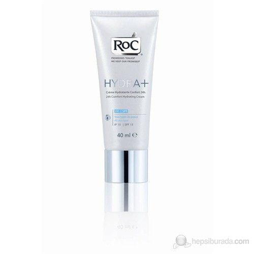 Roc Hydra+ 24h Comfort 40 Ml