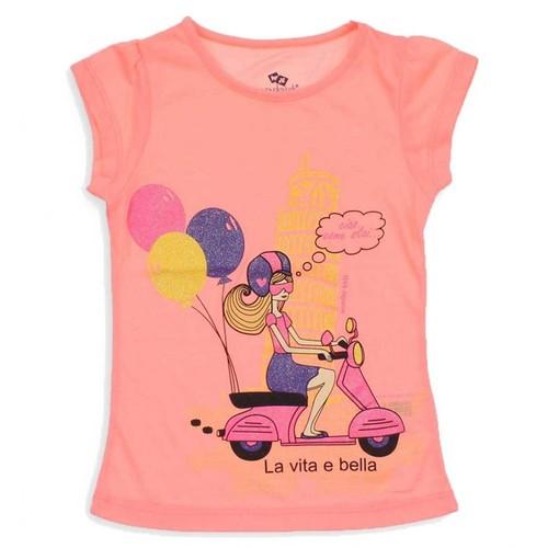 Modakids Wonder Kids Kız Çocuk Kısa Kol T-Shirt 010-3102-006