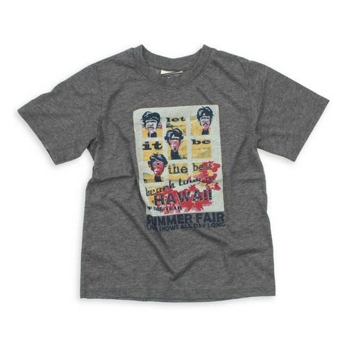 Modakids Nanica Erkek Çocuk Baskılı T-Shirt (4-8 Yaş) 001-4951-008