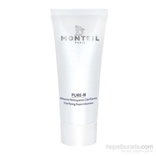 Monteil Pure-N Clarifying Foam Cleanser 100 Ml