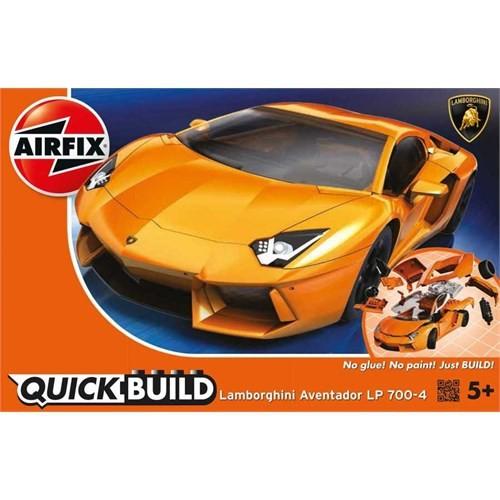 Airfix Quıck Araba Lamborghini Aventador