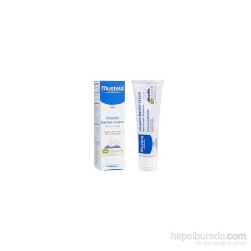 Mustela Vitamin Barrier Cream Tube 100 Ml / 2.Si %50 İndirimli