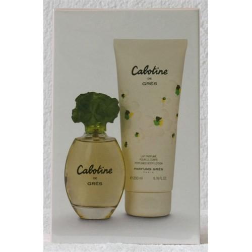 Parfums Gres Cabotine Edt 100 Ml 2 Li Set