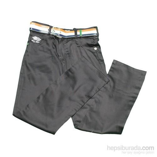 Süzgün Pantolon 6155-3 Saten Siyah