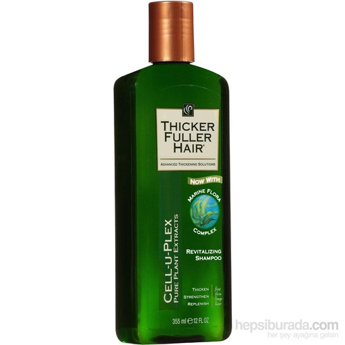 Thicker Fuller Hair Revitalizing Şampuan 355 Ml