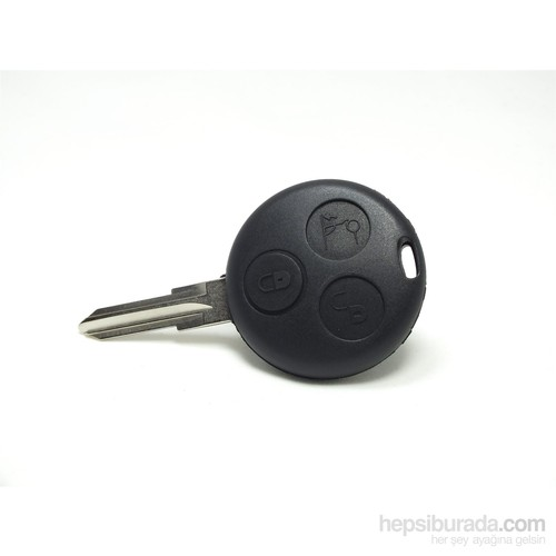 Gsk Smart Kumanda Kabı 3 Tuş, Smart Anahtar Kabı
