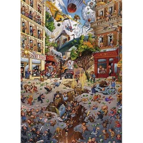 Heye Apocalypse - Loup (2000 Parça)