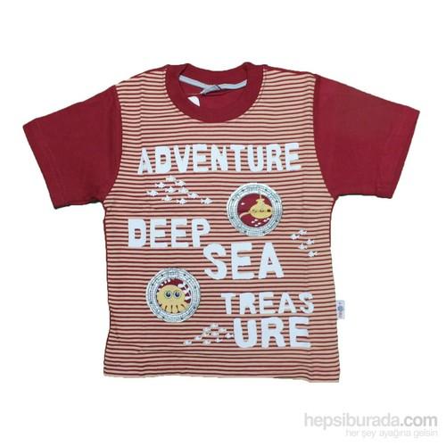 Miniart Tişört 227 Kırmızı