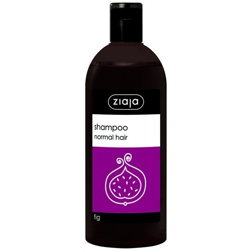 Ziaja Normal Saçlar İçin Fig İncir Şampuanı 500 Ml