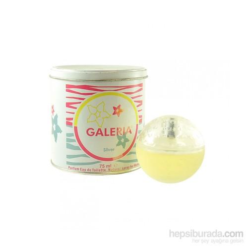 Galeria Silver Edt 75 Ml Kadın Parfüm