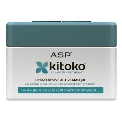 Kitoko Canlandırıcı Aktif Maske