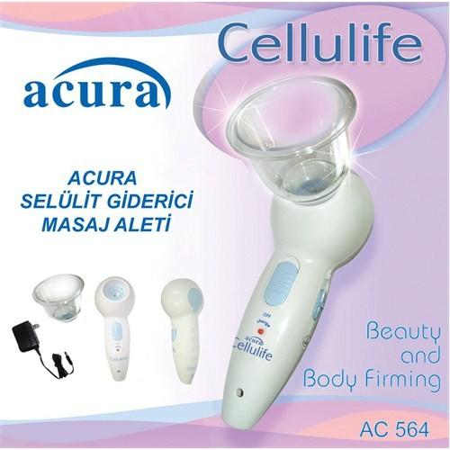 Acura AC564 Cellulife Vakum Aleti