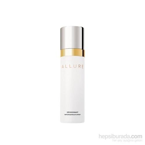 Chanel Allure Women Deodorant 100 Ml Kadın Deodorant