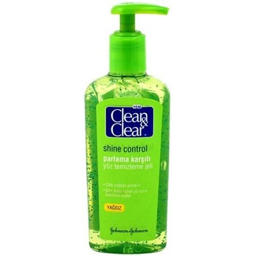 Clean&Clear Parlama Karşıtı Temizleme Jeli 200 ML