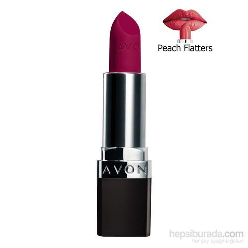 Avon Perfectly Mat Ruj Peach Flatters