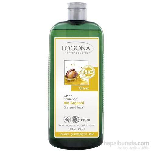 Logona Organik Argan Yağlı Parlaklık Veren Şampuan
