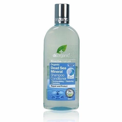 Dr. Organic Ölü Deniz Mineralli Şampuan ve Saç Kremi