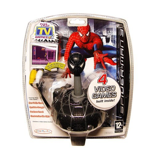 Spiderman3 Tv Oyunu