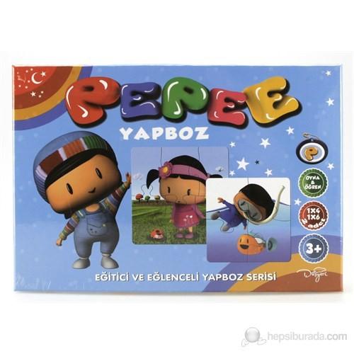 Pepee Orta Boy Yapboz Model 1