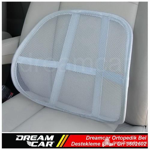 Dreamcar Ortopedik Bel Destekleme Filesi Gri 3602602